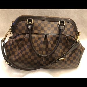 Handbags - Louis Vuitton Trevi GM Damier Bag